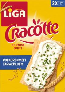 LiGA Cracotte Volkorenmeel Tarwebloem