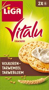 LiGA Vitalu Volkoren-Tarwemeel Tarwebloem