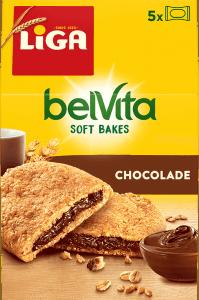 LiGA belVita Soft Bakes Choco Hazelnootsmaak