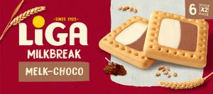 LiGA MilkBreak Melk-Choco