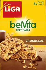 LiGA belVita Soft Bakes Chocostukjes