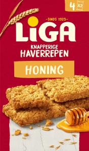 LiGA Knapperige Haverrepen Honing