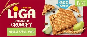 LiGA Evergreen Crunchy Appel-Peer